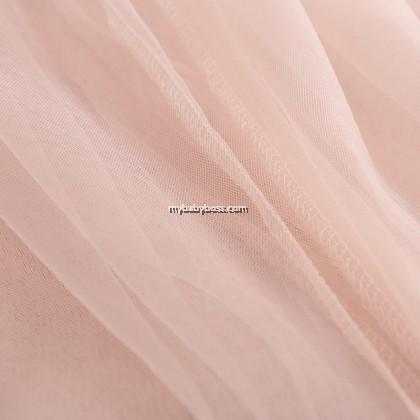 Pink Princess Girl Dress (Pink)