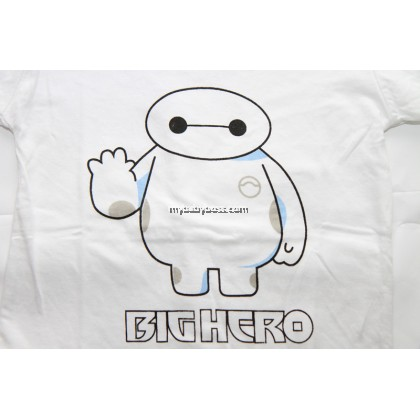 Baymax Toddler Graphic Tee