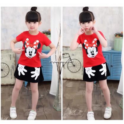 Minnie Matching Set for Girls