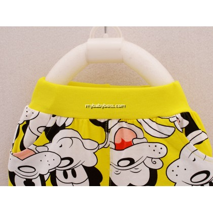 Mickey & Goofy Sleeveless Matching Set