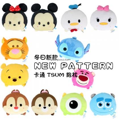 Donald & Daisy Tsum Tsum Cushion