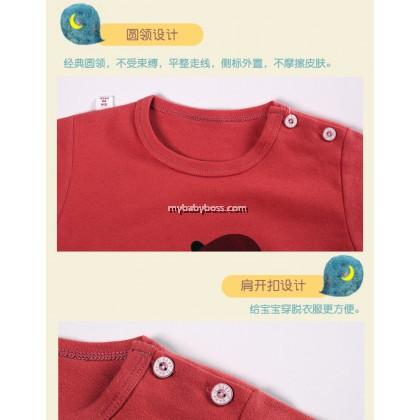 V005 Little T-rex Dinosaur Baby & Toddler Sleepwear