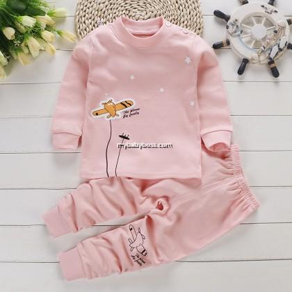 FN313 Little Airplane Sleepwear