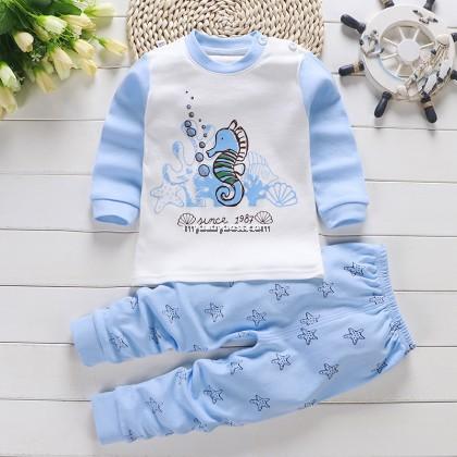 FN314 Seahorse Sleepwear