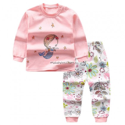 FN318 Little Mermaid Sleepwear