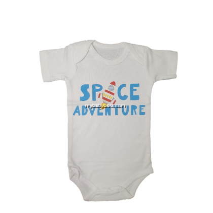 FR324LK Space Adventure Baby Romper