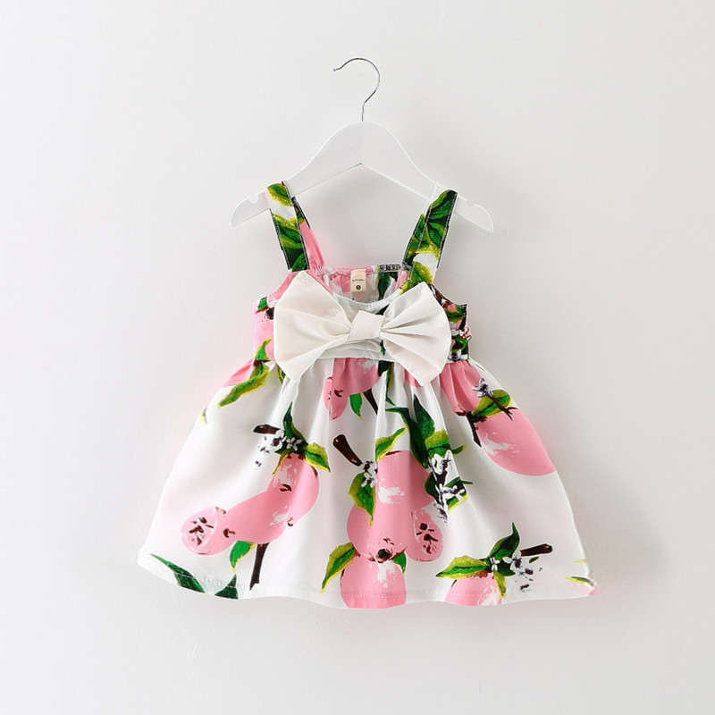 The Pink Lemon Girl Dress