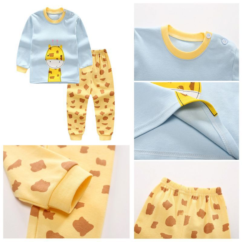 P251 Giraffe Baby & Toddler Sleepwear
